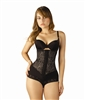 Vedette Strapless Body w/ Front Closure Boyshort