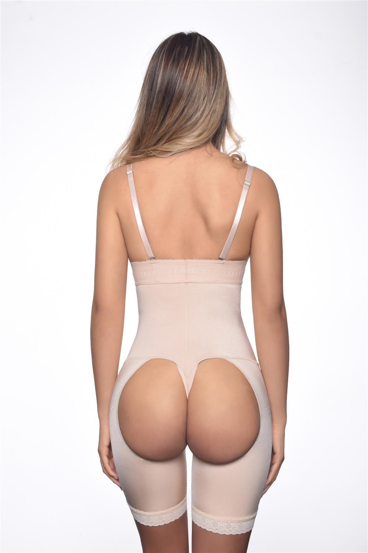 Bust enhancing postsurgery bikini