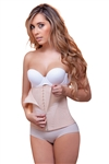 Double Layer Waist Cincher w/ Zipper