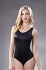 Vedette Inés Shaping Tank Bodysuit Black 106