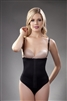 Vedette Strapless Thong Bodysuit w/ Front Closure