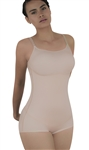 Shaping Tank Bodysuit nude