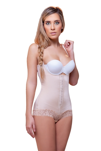 Sexy Waist Nipper Shapewear w/ Front Closure