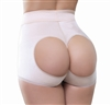 High Waist Open Bottom Enhancer