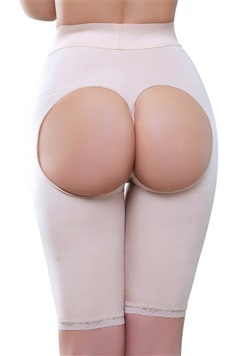 High Waist Panty Buttock Enhancer
