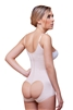 Open Bottom Body Shaper w/ Front Closure