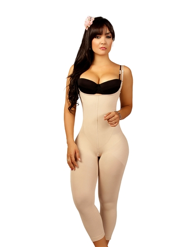 f3e78b70539 Braless Long Leg Bodysuit