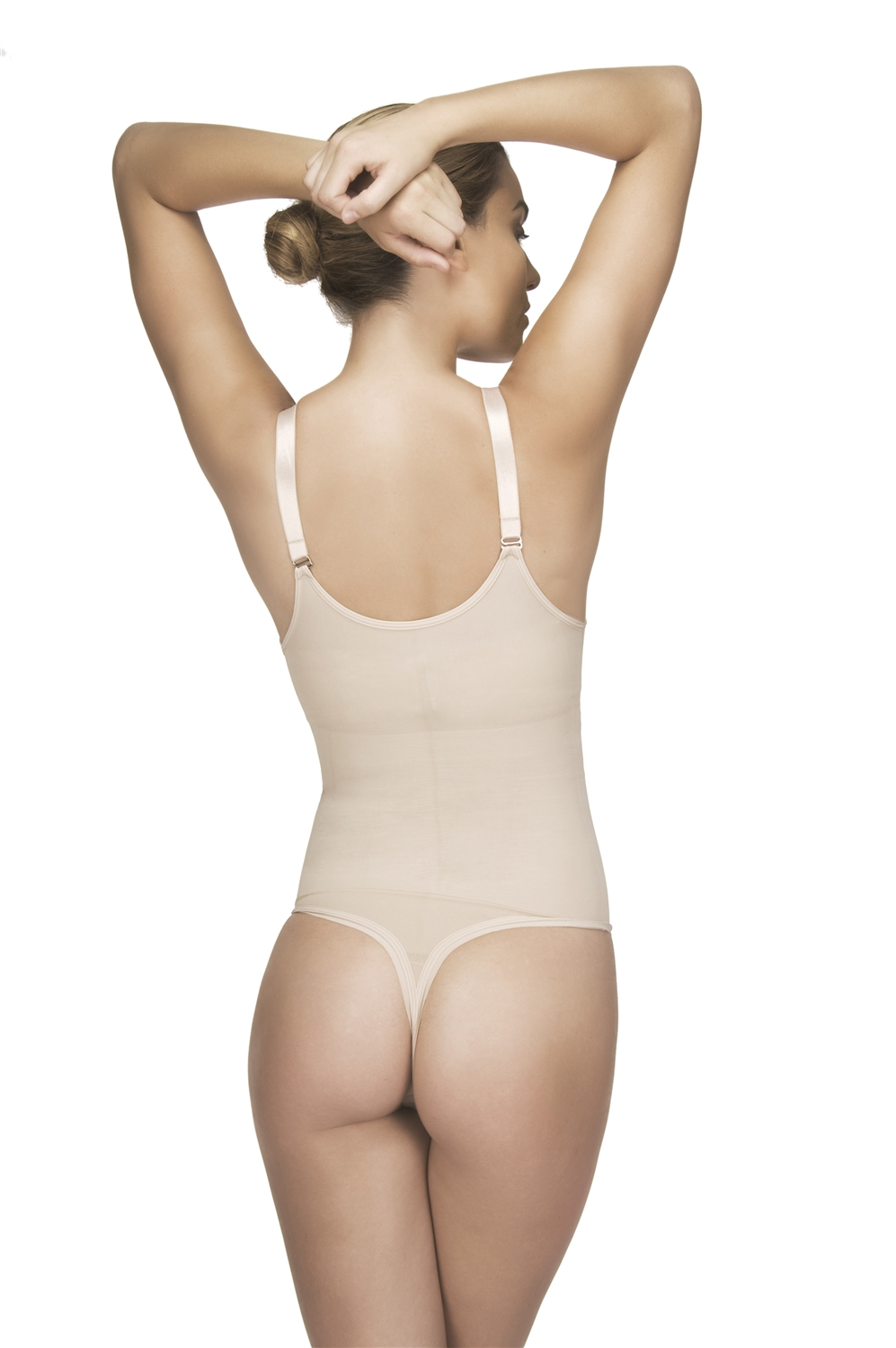 edd8f0f3d24a Open Bust Bodybriefer in Thong